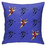 Mary - Shazam Silkscreen Print Pullover Hoodie