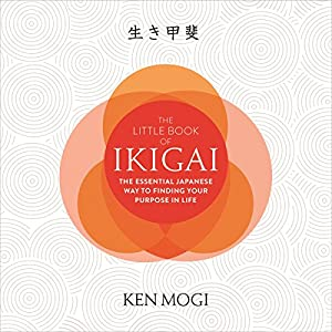 The Little Book of Ikigai Audiobook