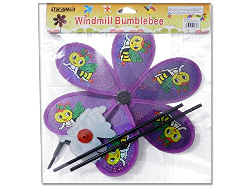 Bumblebee Pinwheelサイズ: 11.2