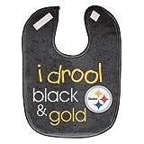 WinCraft NFL Pittsburgh Steelers WCRA1959514 All Pro Baby Bib