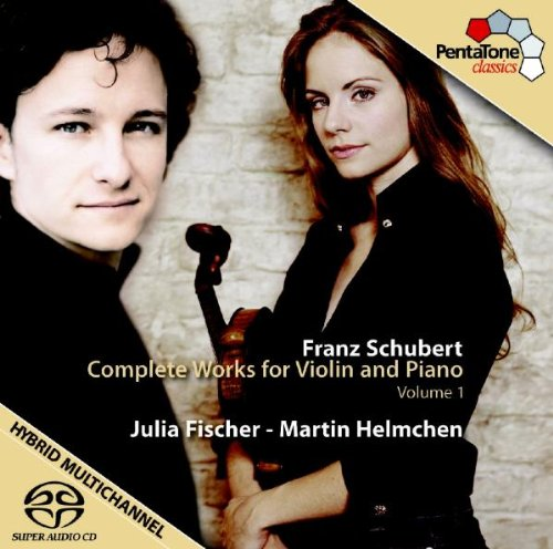 - Schubert- Complete Works for Violin and Piano, Vol. 1: (3) Sonatas / Rondo, d. 384,385,408,895