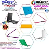 """mCover Hard Shell Case for 2020 14"""" HP Pavilion"""