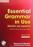 Essential grammar in use with key + cd rom