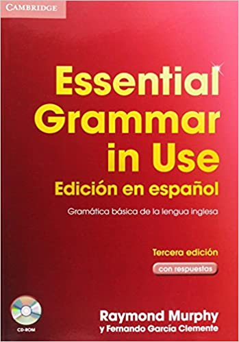 R. Murphy essential grammar in use with answers (new edition.