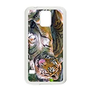 The Fierce Tiger Hight Quality Plastic Case for Samsung Galaxy S5