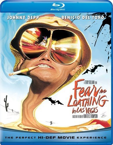 Blu-ray : Fear and Loathing in Las Vegas (, Dubbed, Dolby, AC-3, Digital Theater System)
