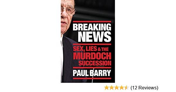 breaking news barry paul