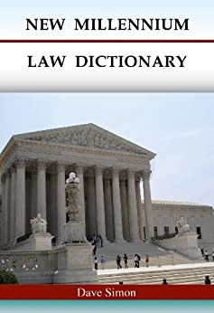 New Millennium Law Dictionary by [Simon, Dave]