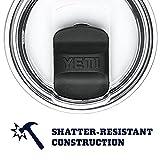 YETI Rambler 20 oz Tumbler, Stainless Steel, Vacuum