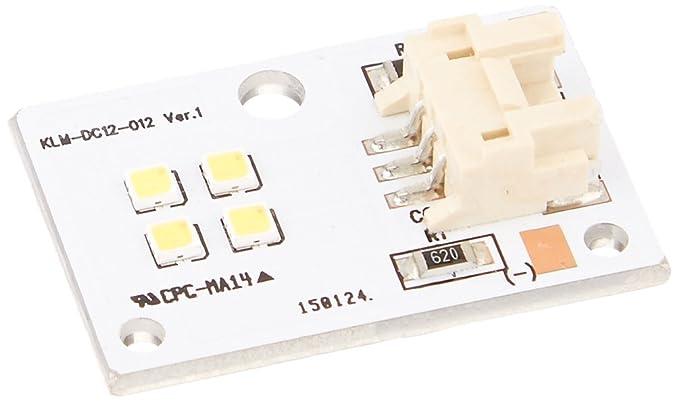 Amazon.com: Samsung de41 – 00417 a microondas Luz LED PBA ...
