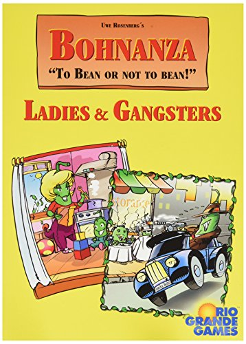 Bohnanza: Ladies & Gangsters Bohnanza Rio Grande Games