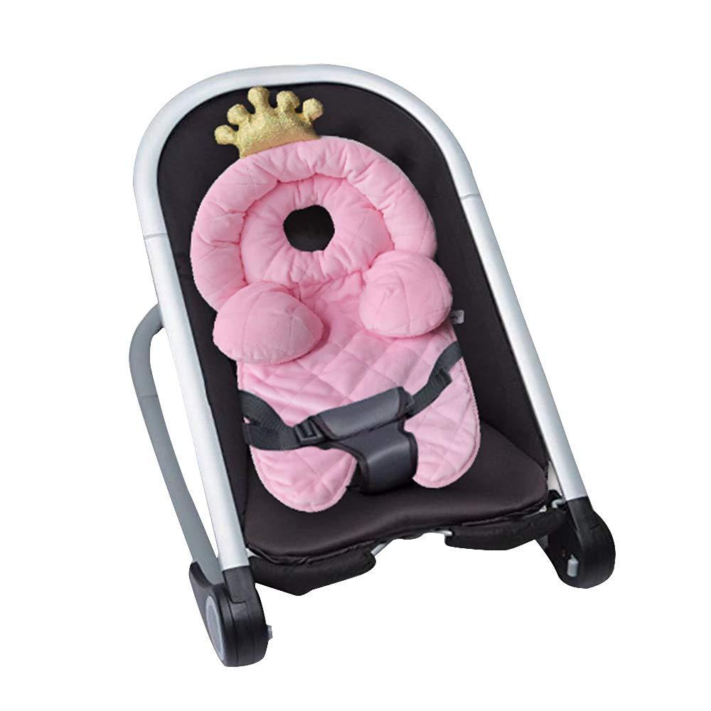Newborn Baby Car Seat Stroller Cushion Pad Liner Mat Head Body Support Pillow