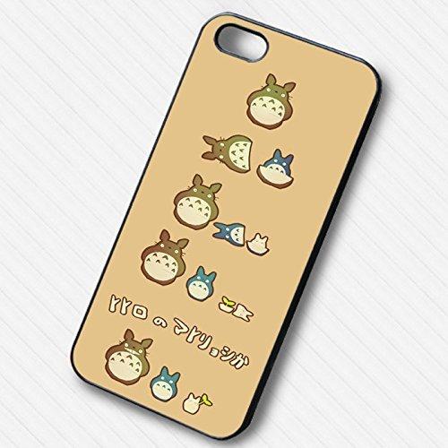 Cute Evolution Totoro pour Coque Iphone 6 et Coque Iphone 6s Case G8A0VQ