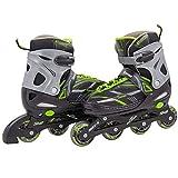 Chicago Blazer Junior Boys Adjustable Inline Roller Skate (Size 5-8)