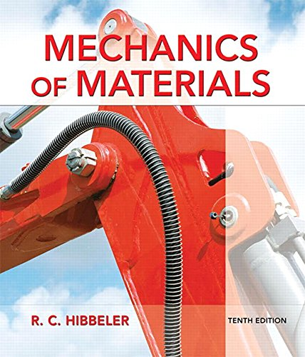Mechanics of Materials (10th Edition) PDF