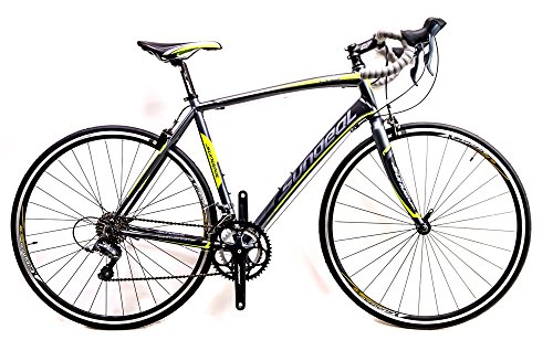 Sundeal R8 48cm 700c Aluminum Road Bike Shimano 2 x 8 Speed