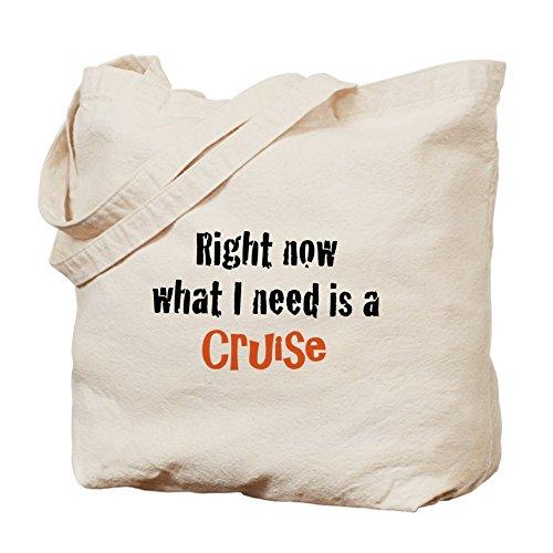 Bolso de totalizador de CafePress - necesito un crucero de bolso de mano