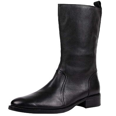 bottes steampunk hommes noir