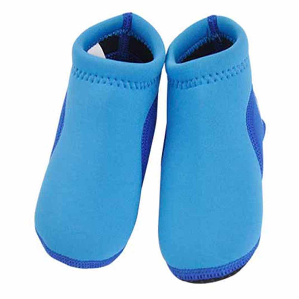 GudeHome Baby Barfuß Schuhe Säuglingsschwimmen Schuhe Wasserschuhe Strandschuhe Neopren Gepolsterte weiche Schuhe