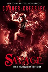 Savage: an Adult Dystopian Paranormal Romance: Sector Seven (The Othala Witch Collection)