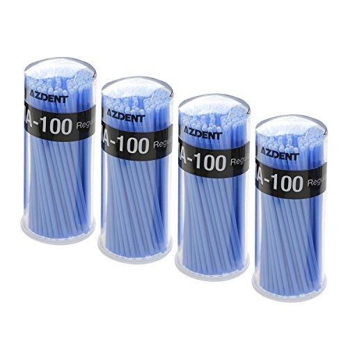 AZDENT® Disposable Regular Micro Applicators Oral Care Br...