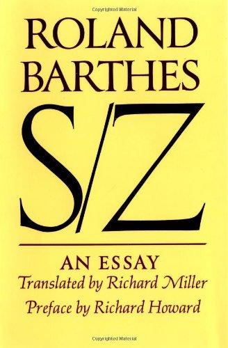 roland barthes essay myth today Communication theory/semiotics and myth myth today combines the various cases into a unified theoretical idea critical essays on roland barthes.
