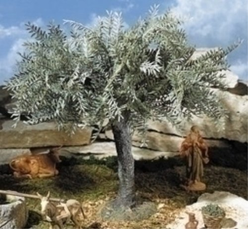 Large Olive Tree 15''H Fontanini by Roman by Roman (Image #1)