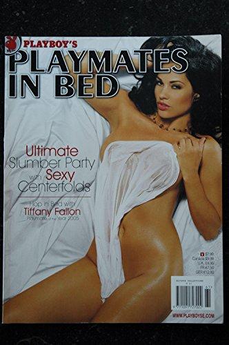 PLAYBOY'S PLAYMATES IN BED 2006 PRIV 61 TIFFANY FALLON HIROMI OSHIMA KARA MONACO