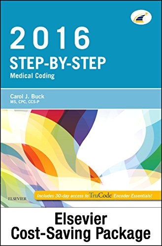 Step By Step Medical Coding 2016 Pkg.