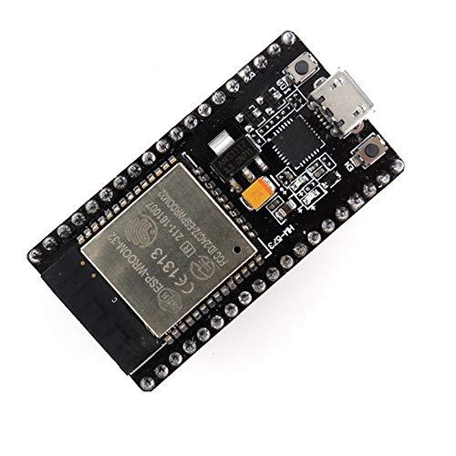 ZicHEXING NodeMCU-32S Lua ESP-32 2.4GHZ WiFi Development Board Ultra-Low Power Consumption Based On ESP32 Module (Best Ide For Lua)