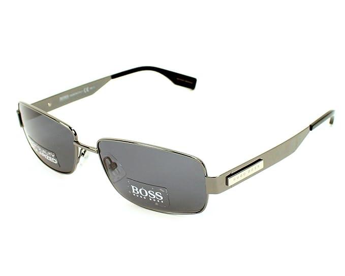 BOSS Hugo Gafas de sol Para Hombre 0356/S - KJ1/TD: Gris ...