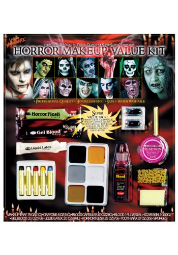 [Halloween Horror Makeup Value Kit] (Horror Makeup Value Kit)