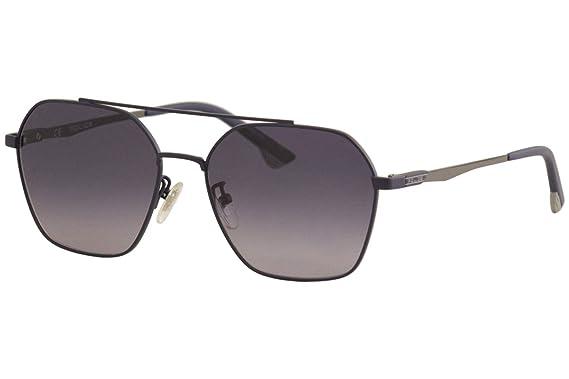 Amazon.com: Gafas de sol de policía Vibe 2 (SPL-771 0475 ...