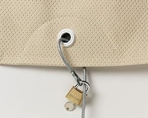 covercraft zcbl car cover cable lock kit automotive. Black Bedroom Furniture Sets. Home Design Ideas