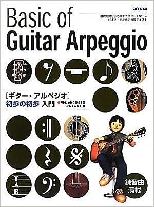 ギター アルペジオ