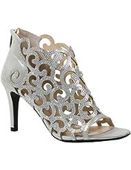 J.Renee Mcwayfalls Womens Sandal