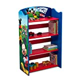 Disney Mickey Mouse Storage Bookshelf