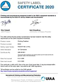 Favofit UIAA Certified Climbing Carabiners