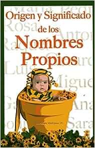 Origen y significado de los nombres propios: Guadalupe M. Velazquez