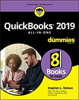 Quickbooks 2019 For Dummies For Dummies Computer Tech Stephen L