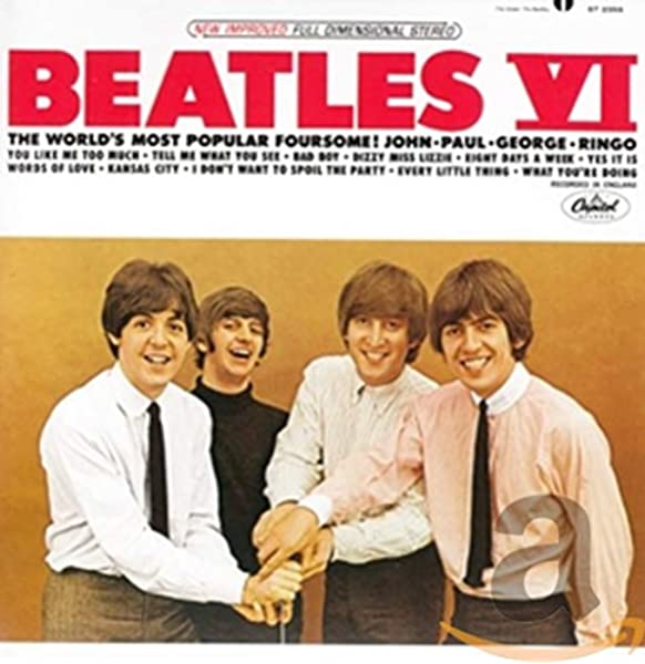 Beatles VI: The Beatles: Amazon.es: Música