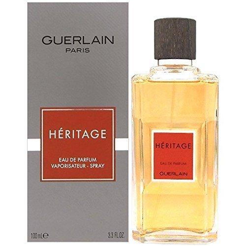 GUERLAIN HERITAGE NEW EDITIOIN by Guerlain 3.3 Ounce / 100 ml Eau de Parfum (EDP) Men Cologne Spray