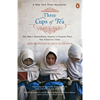 Three Cups Of Tea (English Edition)