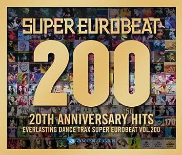 Amazon | SUPER EUROBEAT VOL.20...