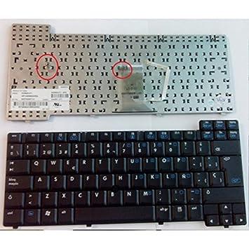 TECLADO PARA PORTÁTIL HP COMPAQ NC6000 NX5000 332948-071: Amazon.es: Electrónica