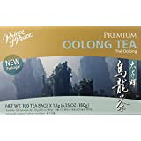 Prince of Peace Oolong Tea, 100 Count, 6.35 ounce/180 gms
