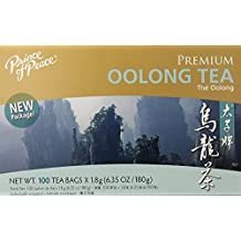 Prince of Peace Oolong Tea, 100 Count , 6.35 ounce/180 gms