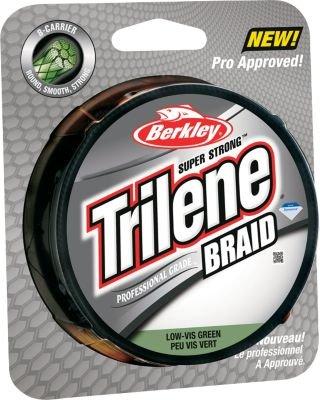 Pure Fishing Berkley Fireline Crystal - Trilene Braid Professional Grade