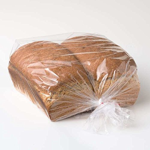 Royal X Large Bread Loaf Packing Bags R (100, 10 x 8 x 24) (Round Bread Loaf)