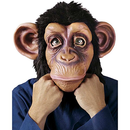 Fun World Chimp Adult Mask